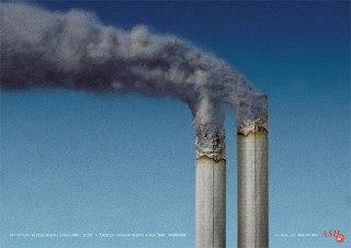 タバコ煙突
