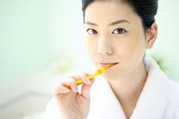 出血時の歯磨き